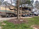View larger image of RVs parked at BROAD RIVER CAMPGROUND  RV PARK image #2