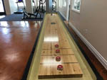 View larger image of Shuffleboard and exercise room at CRYSTAL LAKE RV RESORT image #2