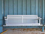 View larger image of Outdoor bench at TORREY TRAILS RV RESORT image #6