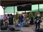 View larger image of Live band in the evening at CLEMSON RV PARK AT THE GROVE image #5