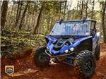 View larger image of An ATV driving down a dirt path at IRON MOUNTAIN RESORT image #4