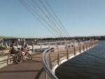 View larger image of A view of RVs and fifth wheels parked in lots at CLARK COUNTY FAIRGROUNDS RV PARK AND STORAGE image #11