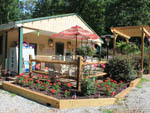 View larger image of Campground office and deck at JENNYS CREEK FAMILY CAMPGROUND image #7