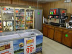 View larger image of Interior of campground store at BROWDERS MARINA RV PARK  CAMPGROUND image #3