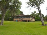 View larger image of View of office on large grass area at BROWDERS MARINA RV PARK  CAMPGROUND image #5