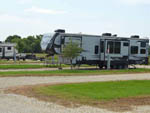 View larger image of One of the gravel RV sites at SHARK TOOTH RV RANCH image #3