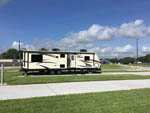 View larger image of Trailer on a concrete pad at TEXAS RV PARK image #2
