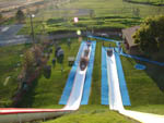View larger image of View from the top of the water slide at KASOTA RV RESORT image #2
