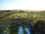 View larger image of Baseball diamond from the top of the slide at KASOTA RV RESORT image #9