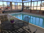 View larger image of Indoor pool at TOMBSTONE TERRITORIES RV RESORT image #5