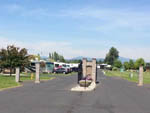 View larger image of RVs parked at campground at DEER PARK RV RESORT image #12