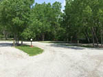View larger image of Road leading into campgrounds at PECULIAR PARK PLACE image #6