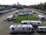 View larger image of A variety of Airstreams at DIAMOND M RANCH RESORT image #2
