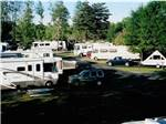 View larger image of RVs and trailers at AA ROYAL MOTEL  CAMPGROUND image #5