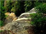 View larger image of Waterfall at THE GREAT OUTDOORS RV RESORT image #9