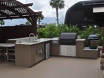 View larger image of Patio area at BELLA TERRA OF GULF SHORES image #3