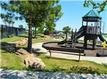 View larger image of Playground at CHOCTAW RV PARK - DURANT KOA image #3