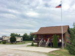 View larger image of Lodge office at ROBERT NEWLON RV PARK  CAMPING image #1
