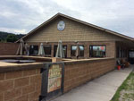 View larger image of Dog friendly cafe  at ROBERT NEWLON RV PARK  CAMPING image #4