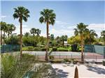 View larger image of Tennis courts at LVM RESORT image #8