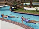 View larger image of RVs and trailers at campgrounds at TWELVE OAKS RV PARK image #3
