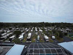 View larger image of Aerial view over campground at LAZYDAYS RV RESORT image #12