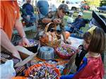 View larger image of Halloween trick or treating at RIVER BOTTOM FARMS FAMILY CAMPGROUND image #6