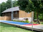 View larger image of Shuffleboard court at HIDDEN VALLEY RV RESORT image #2