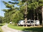 View larger image of Trailers camping at HIDDEN VALLEY RV RESORT image #7