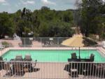 View larger image of Swimming pool at campgrounds at PAYSON CAMPGROUND AND RV RESORT image #6