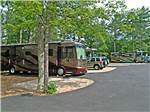 View larger image of RVs camping at CAPE COD CAMPRESORT  CABINS image #1