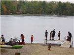 View larger image of STATELINE CAMPRESORT  CABINS at EAST KILLINGLY CT image #5