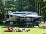 View larger image of Trailer camping at STATELINE CAMPRESORT  CABINS image #7
