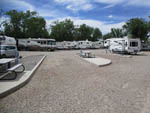 View larger image of Patio area with picnic table at TRAILER VILLAGE RV PARK image #4