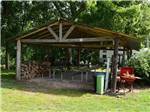 View larger image of Trailers and RVs camping at RIVERSIDE RV RESORT  CAMPGROUND image #8