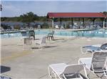 View larger image of A motorhome parked under a tree at LANIERS CAMPGROUND image #4