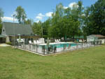 View larger image of Swimming pool at campgrounds at MAGNOLIA RV PARK  CAMPGROUND image #1