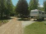 View larger image of Gravel road at MAGNOLIA RV PARK  CAMPGROUND image #2