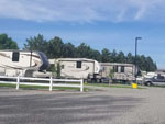 View larger image of Truck and trailers camping at TWIN FALLS 93 RV PARK image #4