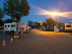 View larger image of Night view of campground at TWIN FALLS 93 RV PARK image #5