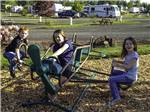 View larger image of Kids playing at SILVER SPUR RV PARK image #2