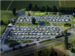 View larger image of Aerial view over campground  at SILVER SPUR RV PARK image #5