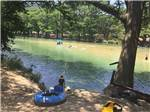 View larger image of PARKVIEW RIVERSIDE RV PARK at CONCAN TX image #7