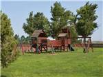 View larger image of People camping at FORT AMARILLO RV RESORT image #10