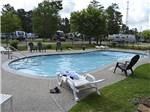 View larger image of RVs and trailers at campgrounds at FOREST RETREAT RV PARK image #2