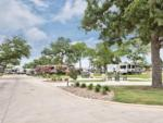 View larger image of Swimming pool at campground at OAK FOREST RV RESORT image #2