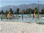 View larger image of Kids playing at waterpark at SAN BERNARDINO COUNTY REGIONAL PARKS image #2