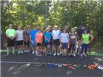 View larger image of Group of pickle ball players at TRAVERSE BAY RV RESORT image #4