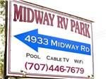 View larger image of Entrance sign at MIDWAY RV PARK image #5