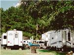 View larger image of Campers lounge at LAKESIDE RV PARK image #9